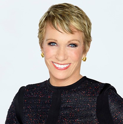 Author picture, Barbara Corcoran